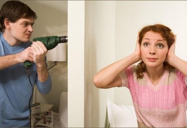 Как отомстить соседу за шум
