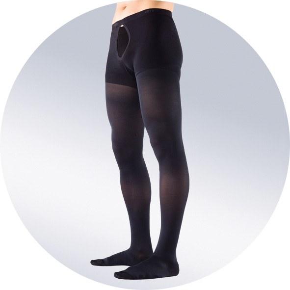 Колготки на мужских ногах давно стали привычным явлением