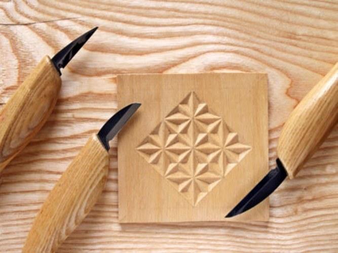 Инструмент для резьбы по дереву