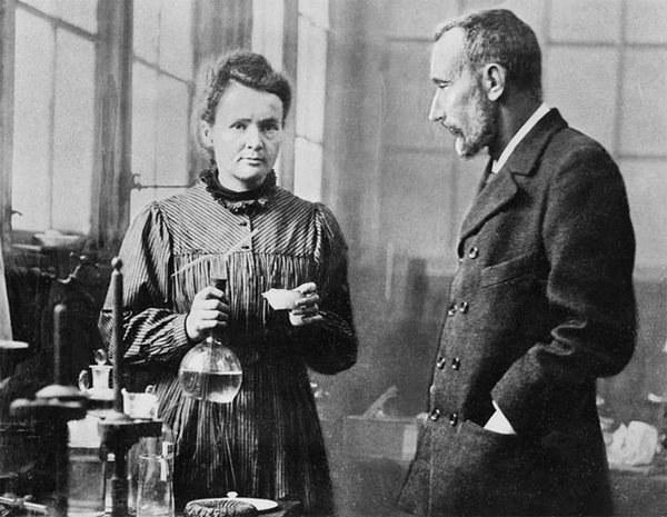 Чем прославились супруги Кюри