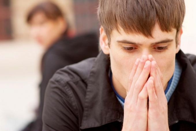 Переживают ли мужчины разлуку