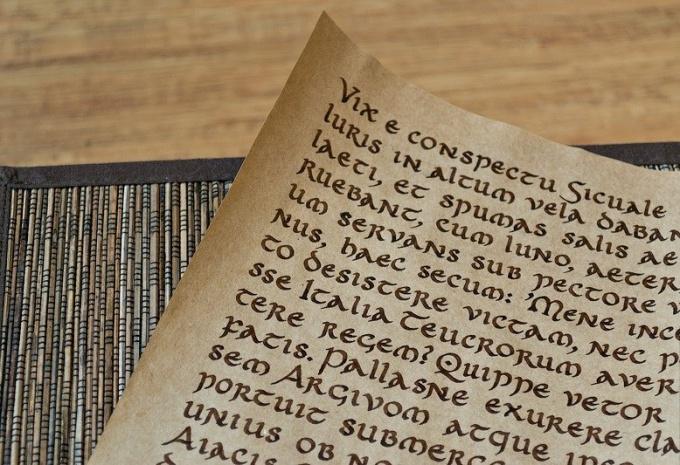 Латинский язык