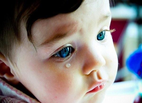 Какие лекарства для глаз разрешены младенцу