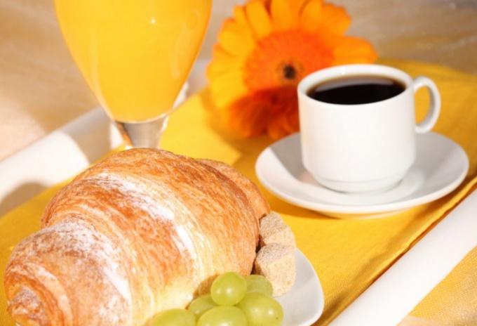 """Что значит """"французский завтрак"""""""