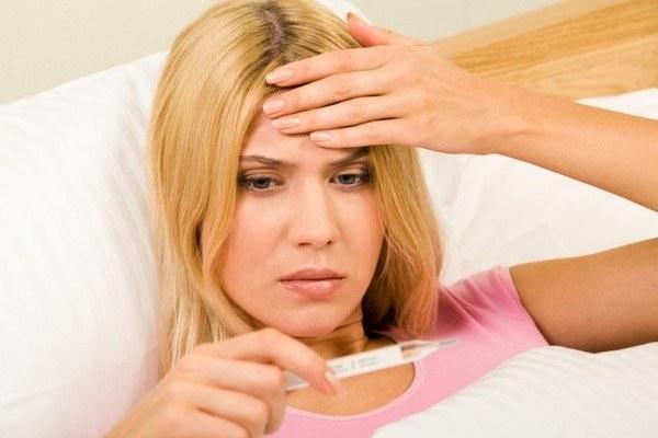 Температура как симптом внутреннего воспаления