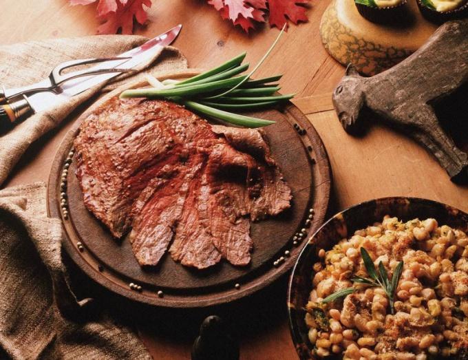 Ароматное мясо -  источник многих полезных веществ