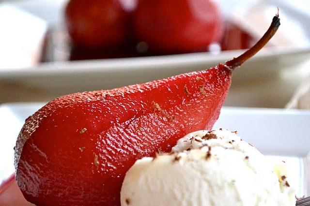 Как сделать десерты из груш