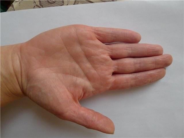Как меняются линии на руке