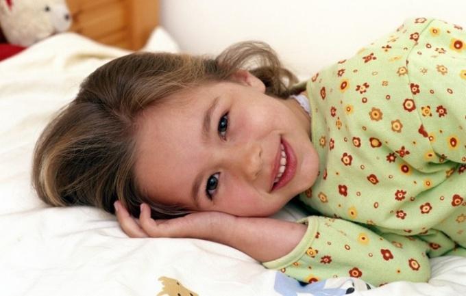 Как подготовить ребенка ко сну