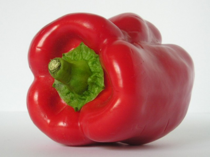 Почему болгарский перец так называется