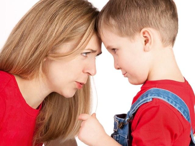 Почему нельзя кричать на детей