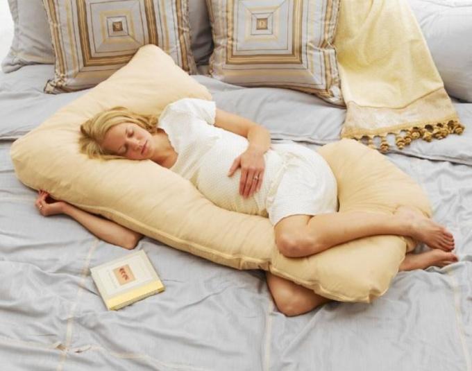 Что такое подушка для беременных