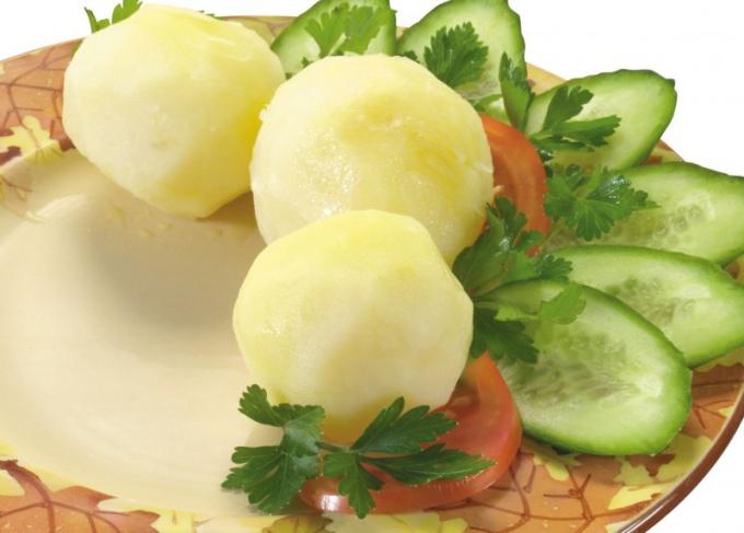 Как не разварить картофель