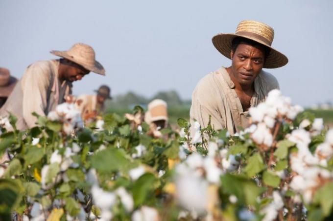 Где было распространено рабство