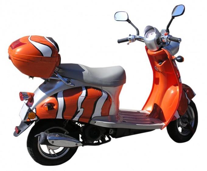Какие документы дают право на вождение скутера