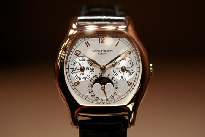 Уникальные часы Patek Philippe