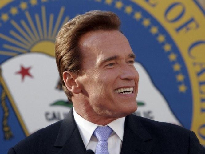 Арнольд Шварценеггер – 38-ой губернатор штата Калифорния