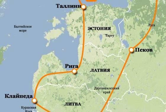 Кто входит в группу прибалтийских народов