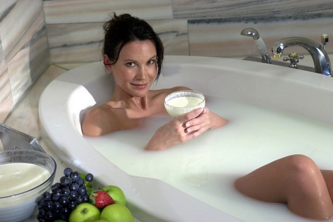 Почему при беременности противопоказаны ванны
