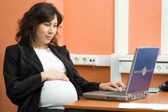 Как компьютер влияет на беременность
