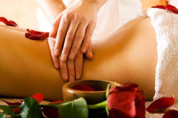 Как вылепить фигуру с помощью массажа