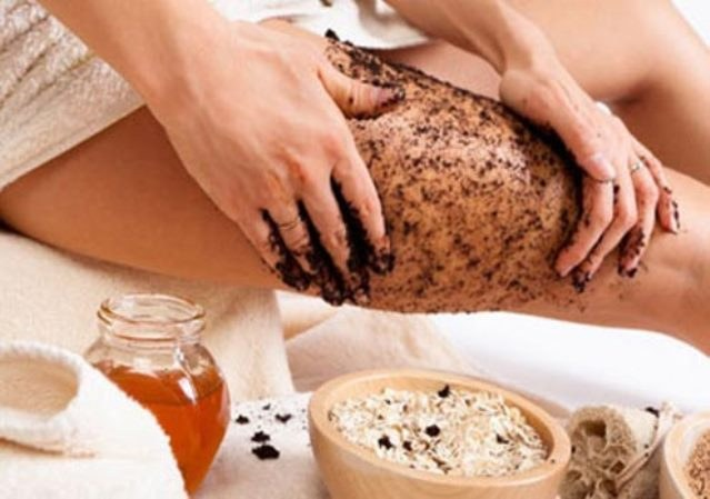 How effective is the anti-cellulite scrub