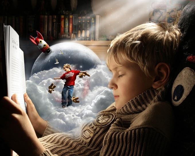 Почему детям полезны сказки