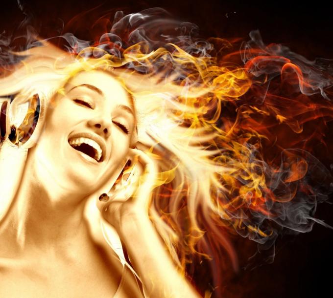 Как музыка передает настроение