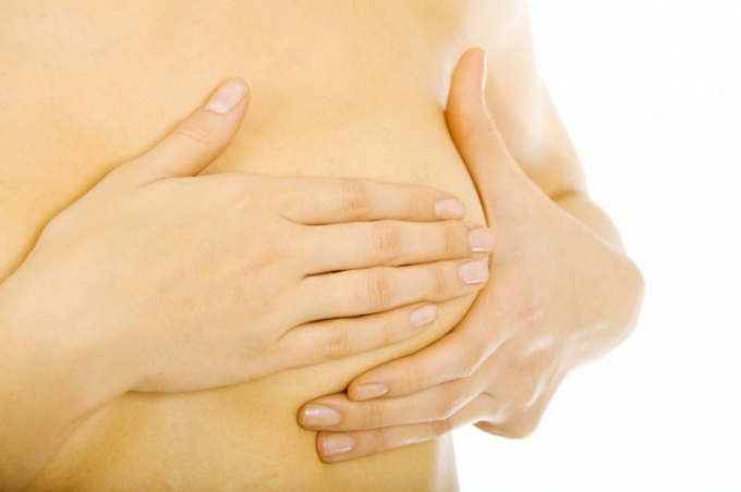 Как проверить грудь в домашних условиях