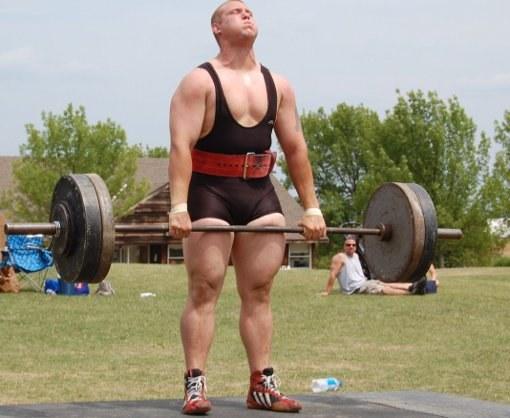 Какие мышцы задействованы при становой тяге