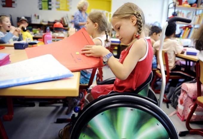 Как работать с детьми-инвалидами