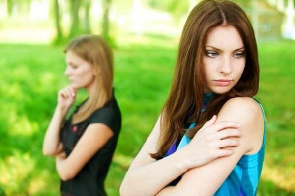 Даже крепкая дружба иногда сопровождается ссорами