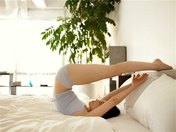 Нужна ли гимнастика перед и после сна