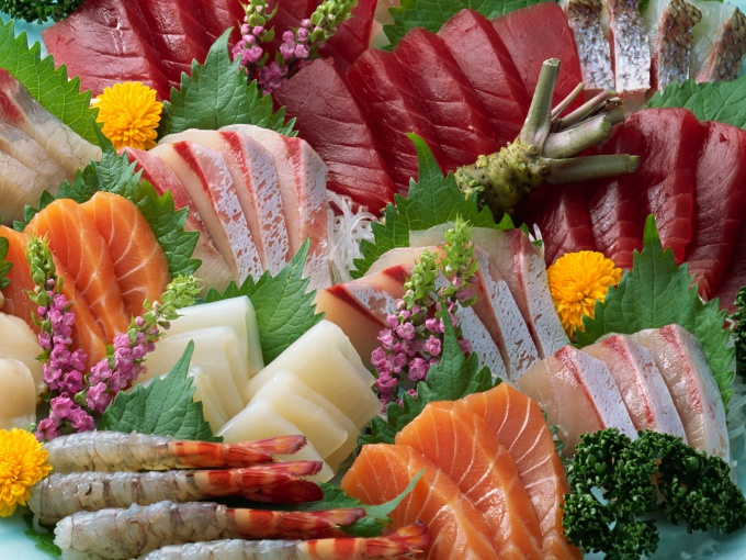Для здорового сердца - морепродукты и птица
