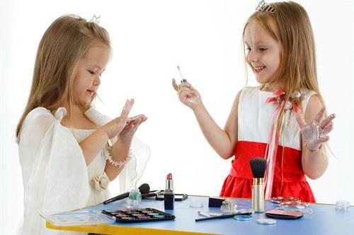 Как сделать детский макияж