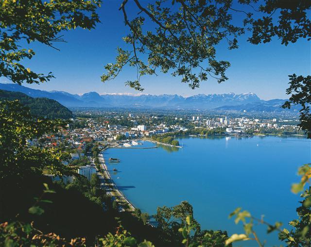 Удивительные места Германии: Боденское озеро