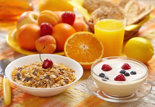 Завтрак должен быть не только полезным, но и вкусным!