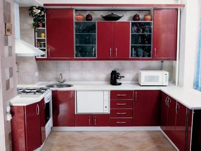 Разнообразие кухонных столешниц