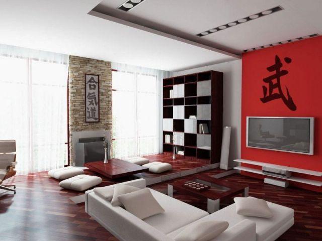 интерьер в азиатском стиле фото