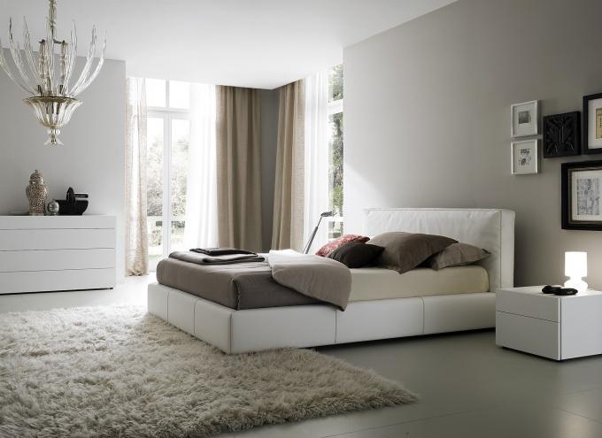 комфортная спальня фото