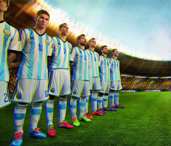 Как выступила сборная Аргентины на ЧМ 2014 по футболу