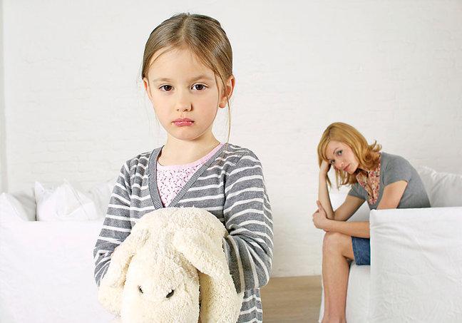 Как правильно выражать недовольство ребенку