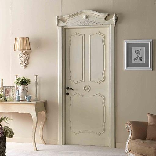 Межкомнатные и входные двери в стиле Прованс