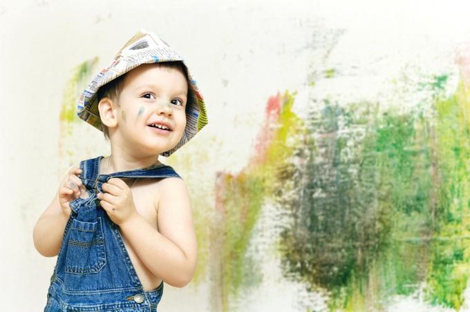 Дети и ремонт в квартире