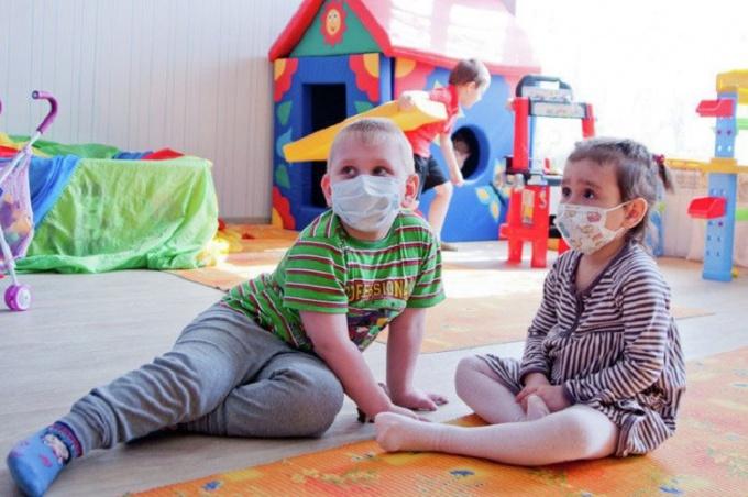 больные дети