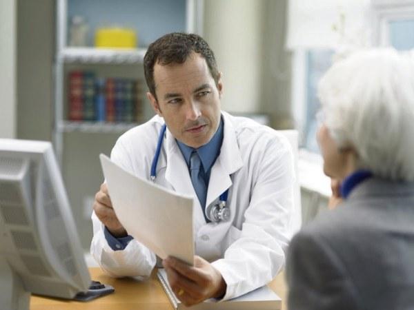 Перед обследованием задайте интересующие вас вопросы врачу