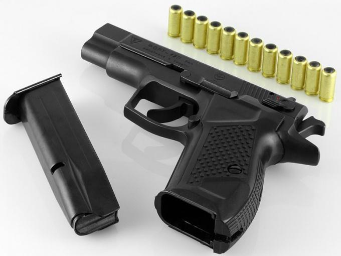Травматический пистолет Форт-12Р (фото: Станислав Янченко)