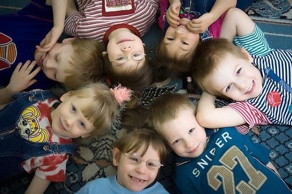 Современные дошкольники