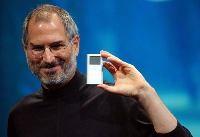 Стив Джобс - удачный администратор