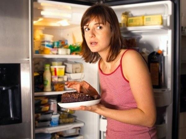 Как перестать есть по ночам
